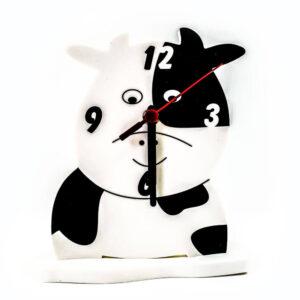 orologio mucca