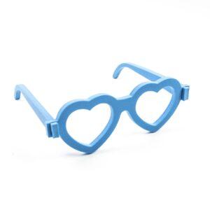 occhiali cuore