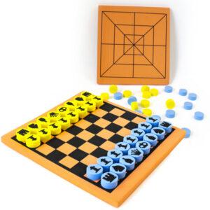 gioco dama tris