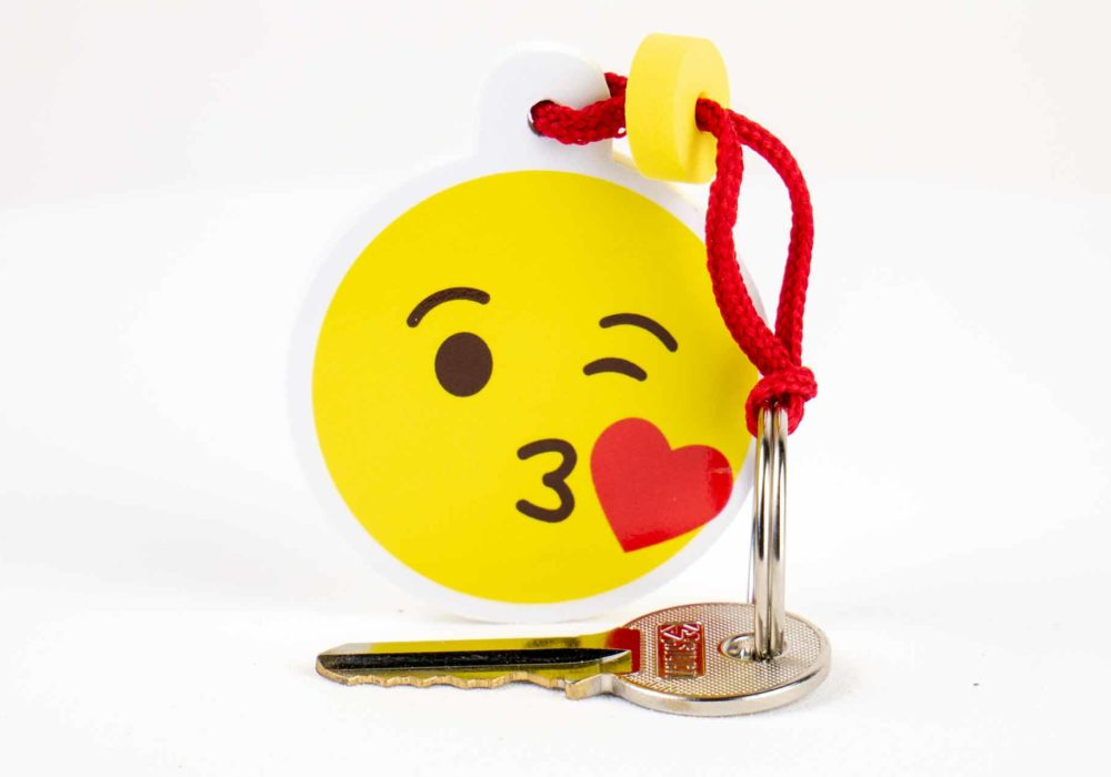 Portachiavi-Emoji